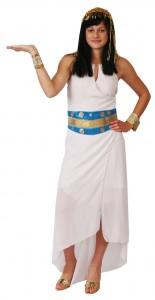CleopatraWhiteCollarDress