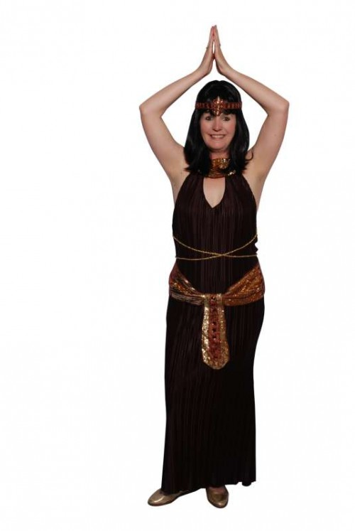 Cleopatra_Black_Bronze_Dress