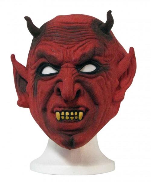 Devil-Yellow-Teeth-Horns