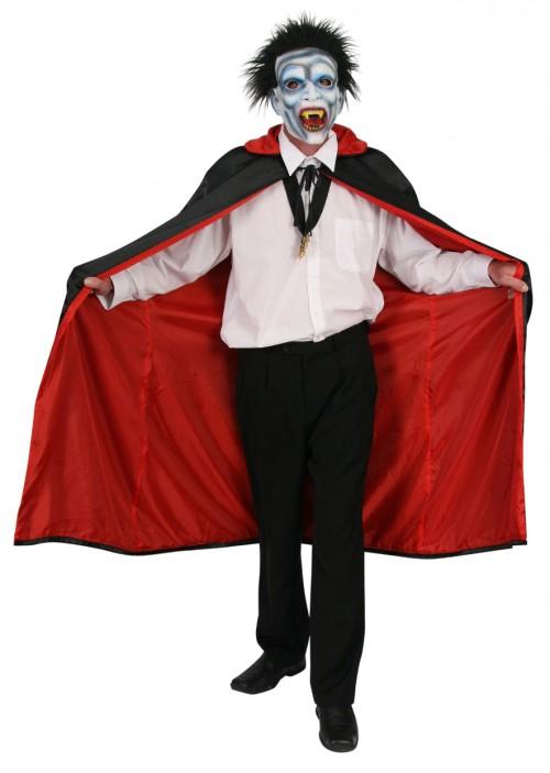 DraculaWhiteBlueMask