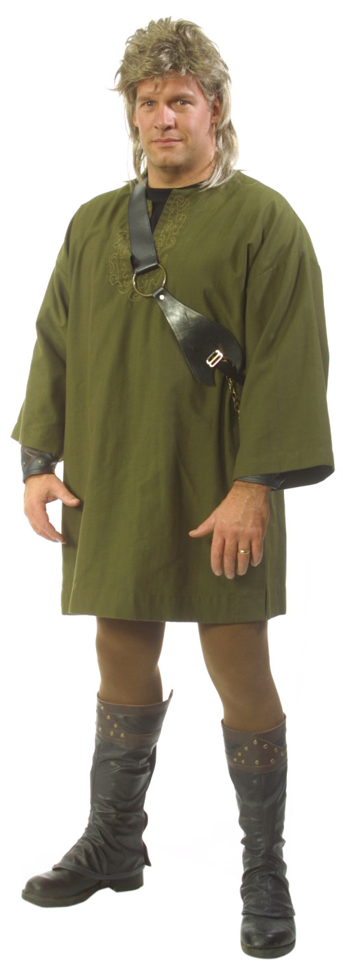 Medieval_Green_Tunic_Mens