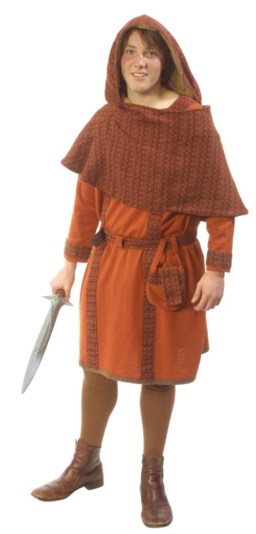 Medieval_Orange_Peasant_Tunic_Set