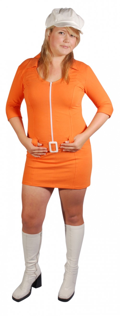 Orange-Retro-Minidress-CC