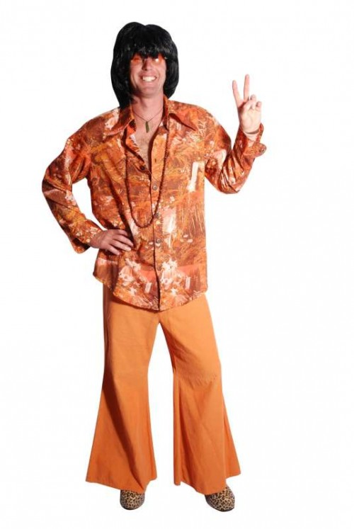 Orange_Waterfall_Shirt_Orange_Flares