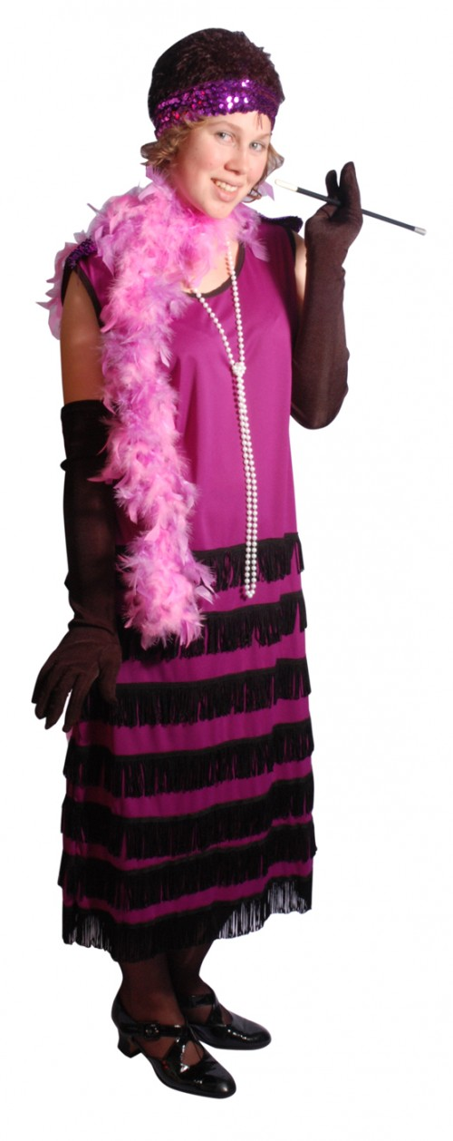 Purple_Long_Fringed_20s_Dress