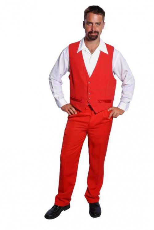 Red_Mens_Pants_and_Waistcoat