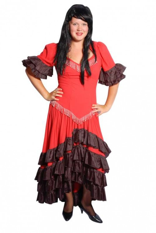 Red_and_Black_Frills_Senioretta_Dress