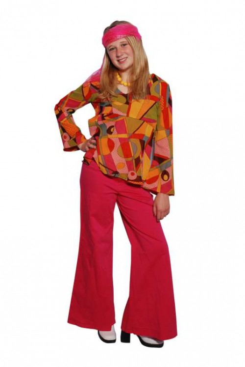 Retro_Geometric_Top_Pink_Flares