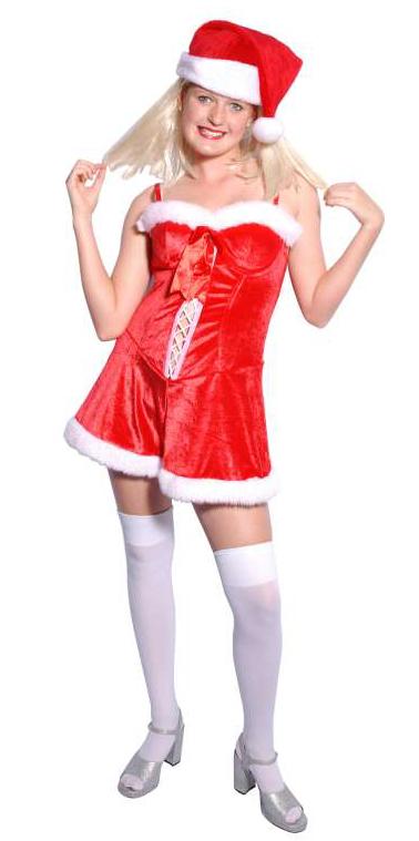 Santas_Helper_Fur_Trim_Minidress