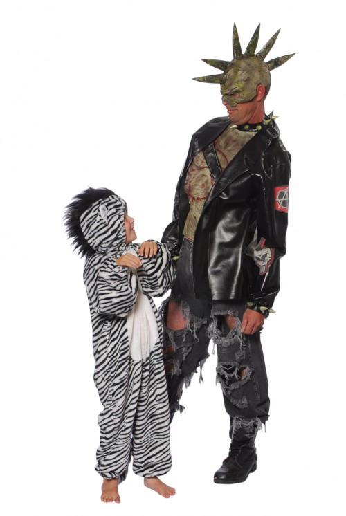 Zebra_Child_Punk_Zombie