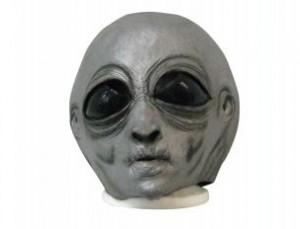 alienSilverMAsk