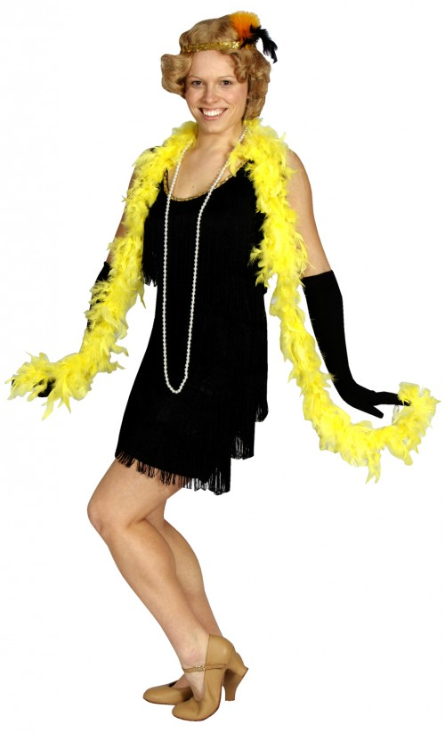 blackfringeflapper