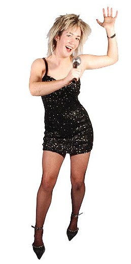 blacksequinminidress