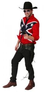 cowboy stars n Stripes shirt