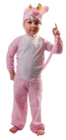 pink panther child