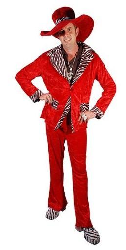 red velvet pimp