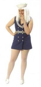 sailor girl village people