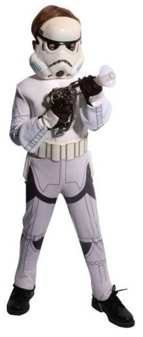 storm trooper child