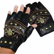 steampunk gloves