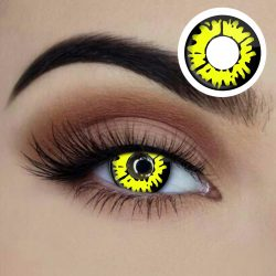 Starry Eyed Contact Lenses